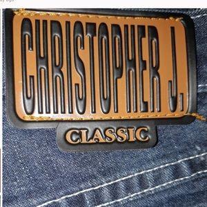 🇨🇦***Vintage Christopher J jeans****